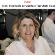 Chef – Quand la presse people s'en mêle… !