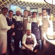 Scènes de Chefs – 4 mains à Courchevel pour Mauro Colagreco, Five Stars pour Éric Ripert, Amandine Chaignot au Quebec, Mazzia / Turac les Marseillais, …