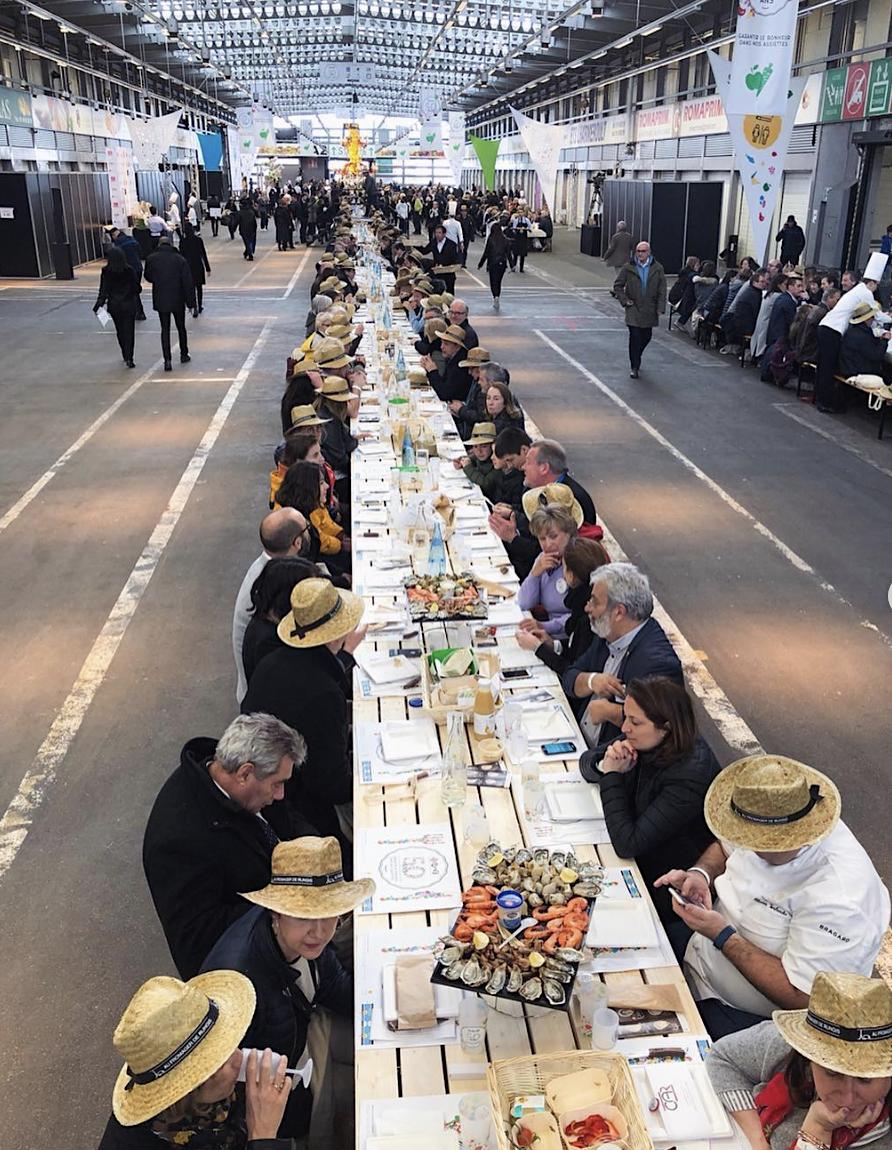 Le Marche De Rungis Fete Ses 50 Ans La Plus Grande Table Du
