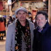 Scènes de chefs – Michel Rostang invite Mathieu Viannay au Train Bleu, Yves Camdeborde avec Bartabas,  Jean-François Piège à l'oeuvre, …