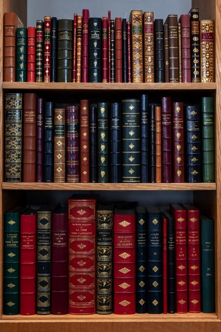 bibliotheque jean paul laurenchet