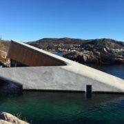 F&S était cette semaine en Norvège pour découvrir UNDER, le premier restaurant gastronomique sous-marin en Europe