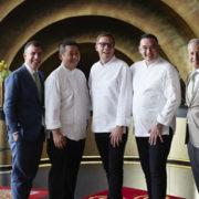 Jumeirah fait son recrutement dans la sphère Michelin – 3 chefs étoilés rejoignent le Burj Al Arab à Dubaï
