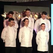 A Londres, la Roux Scholarship 2019 s'est tenue au Mandarin Oriental, menée par Michel Roux Jr – F&S était sur place en présence de nombreux grands chefs