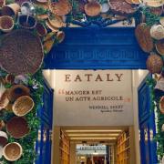 Les premières images de Eataly Paris Marais qui ouvre ce vendredi 12 avril – » Manger est un acte agricole «