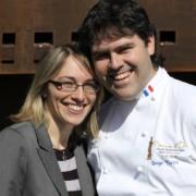 Serge et Marie-Aude Vieira  – Dixans, 2 étoiles et un autre établissement plus tard, ils veulent encore se développer.