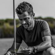 Alexis Munoz producteur d'huile d'olive – 90 % de ses clients sont des chefs cuisiniers