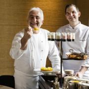 Scènes de Chefs – Jeff Panacloc au Castellet de Bacquié, Art'é Gustu 2019 un beau succès,  Anne-Sophie Pic à Modena chez Crippa, ….