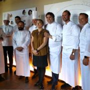 Premier dîner d'anniversaire pour les 10 ans de l'établissement du chef Serge Vieira – découvrez le menu