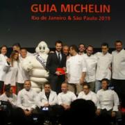 Guide Michelin Rio de Janeiro & Sao Paulo 2019 – 3 nouveaux 1 étoile – Découvrez le Palmarès
