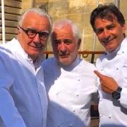 Scènes de Chefs – Alléno/Savoy/Ducasse un trio de poids, Joris Bijdendijk cuisine à Bali, Alain Passard au Eckart 2019, les stars chez les chefs pour le Festival de Cannes, …