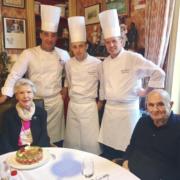 Raymonde Bocuse s'en est allée rejoindre Monsieur Paul auprès des grandes personnalités disparues de l'histoire de la gastronomie