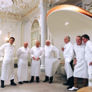 7 grands chefs réunis au Plaza Athénée pour célébrer les 70 ans de Paris Match