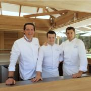 Le Chef Christophe Bacquié déploie son offre culinaire à l'hôtel du Castellet avec une touche asiatique