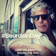 Bourdain Day – Les chefs n'ont pas oublié Anthony Bourdain