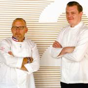Nîmes – Franck Putelat demande au chef anglais Alex Dilling ( 2 étoiles à Londres ) de signer les plats signatures de son restaurant
