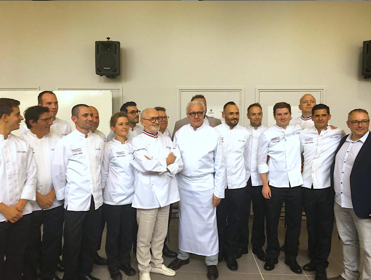 bachelor en arts culinaires et patisserie francaise