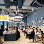 » Eat-in-store » – c'est l'effet Ikea, des grandes surfaces de distributions implantent des restaurants