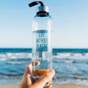 Lancement du label «plage zéro plastique», pour aider à lutter contre ce fléau qui pollue nos mers