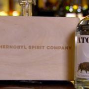 Atomik – la première vodka produite dans la zone d'exclusion contaminée autour de Tchernobyl –