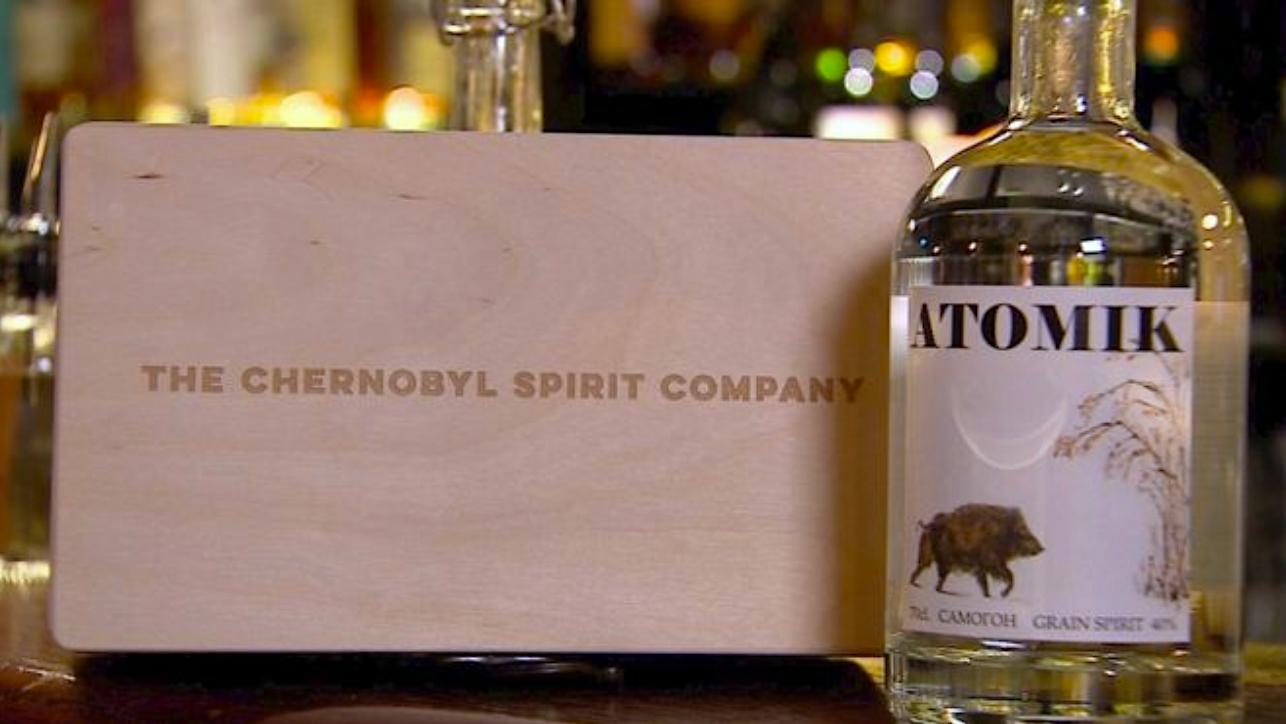 Vodka atomik