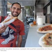 Le journaliste culinaire Ezéchiel Zerah a créé «The Camion Pizza Project» sur Instagram où il teste les camion pizza