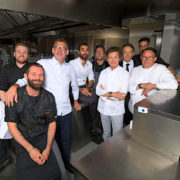 Le Guide Michelin Italie et IllyCaffè fusionnent l'art et la gastronomie et organisent quatre dîners chef/artiste