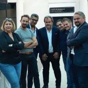 Brèves de chefs – Assaf Granit frappe fort avec Shabour, Alain Passard à Maison & Objet, Jean-François Piège au Castellet, Guillaume Sanchez dix milles heures après…