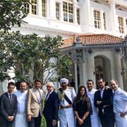 Alain Ducasse continue son expansion en Asie, Singapour cette semaine avant Bangkok en novembre – Les premières images