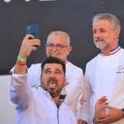 Romain Meder, Serge Vieira, Mauro Colagreco, Mathieu Viannay … au Lyon Street Food festival