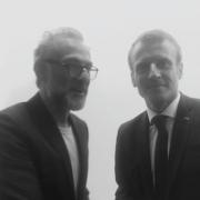 Action pour le Climat à L'ONU – le chef Massimo Bottura en première ligne avec l'Italie » Cuisiner est un appel à agir ! «
