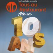 Tous au Restaurant J-3 – essayez d'obtenir les dernières tables disponibles