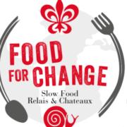 Slow food et Les chefs de Relais & Châteaux célèbrent ensemble Food for change du 3 au 6 octobre 2019