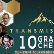 10 grands chefs s'unissent autour d'Alexandre Mazzia et Mauro Colagreco pour une soirée caritative à Avignon, mercredi 23 octobre