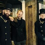 Scènes de Chefs – Le Claridge se paye Daniel Humm, Cyril Lignac pour l'égalité H/F, Thibault Sombardier dans sa cuisine, Patrick Bertron à Eze-Village,…