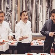 Brèves de Chefs – Big Time pour Pierre Gagnaire, El Celler des Can Roca classé meilleur restaurant d'Espagne, le dernier livre de David Toutain, Frédéric Bau recherche un pâtissier, …