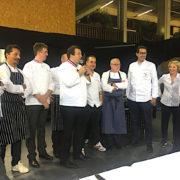 """Toquicimes : Clap de """"faim"""" ! – Premier déjeuner de soutien pour la Team France Bocuse d'Or et à Davy Tissot"""