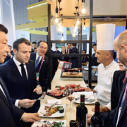 Les vins d'Occitanie à l'honneur à la grande Foire Internationale de Shanghai, Gérard Bertrand en première ligne