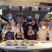 Scènes de Chefs – La famille Decoret en cuisine, Alain Ducasse à la pâtisserie Grolet Opéra, Mauro Colagreco savoure sa victoire, Edu les au Lyle's à Londres