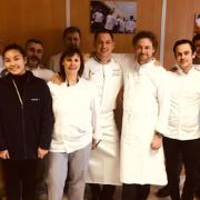 Brèves de Chefs – Arnaud Donckele signera bientôt les menus Première Air France, David Bizet obtient le Mérite Agricole, Jordi Cruz conseiller culinaire pour Pullmantur, le nouveau livre du chef Akexandre Gauthier…
