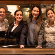 Bold Woman Dinner* by Veuve Clicquot réunira Adeline Grattard, Nina Métayer, Marine Delaporte et  Lindsey Tramuta chez Yam'Tcha