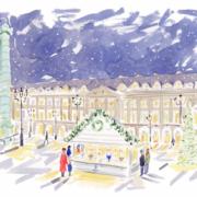 Ephémères chalets parisiens pour se croire à la montagne – Bienvenue à Parisdiski –