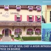 Dominique Loiseau témoigne et se souvient de l'entrée en bourse du Groupe Bernard Loiseau