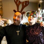 Scènes de chefs version Noël – Thibault Sombardier, Cyril Lignac, Anne-Sophie Pic, Frédéric Vardon, Sergi Arola, Alain Caron, ….