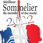Cocorico – La France accueillera le prochain Concours du Meilleur Sommelier du Monde, du 8 au 13 mai … 2022
