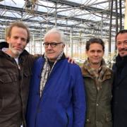 Scènes de Chefs – Michel Roth pour Air France, Romain Meder à NYC, Christina Tosi se tape un McDo, Laurent Petit Pour les Bouffons de la Cuisine, …