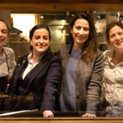 » Bold Woman Dinners » 4 filles dans le vent de la gastronomie pour Veuve Cliquot