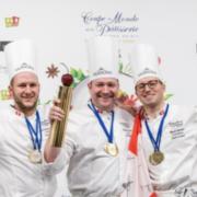 La Suisse remporte la Coupe d'Europe  de la Pâtisserie