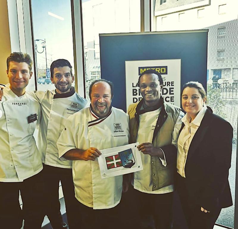 Le Concours De Cuisine Gilles Goujon La Meilleure Brigade De