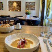 À la table de Chatchaï Klanklong, restaurant l'Orchidée à Altkirch